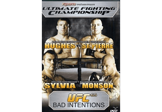 UFC65 - Bad Intentions - (DVD)