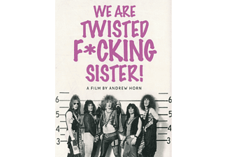 We Are Twisted Fucking Sister! Dokumentär DVD
