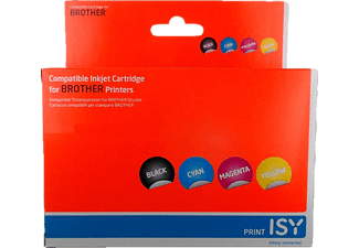 ISY 1235987 IBI 4002 Multipack 4 Brother LC970+1000 (BK/C/M/Y)