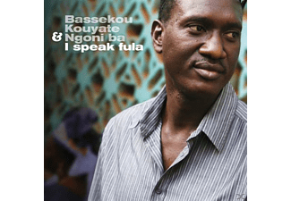 Ngoni Ba, Kouyate Bassekou - I Speak Fula - (CD)