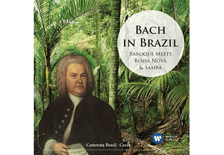 Camerata Brasil - Bach In Brazil:Baroque Meets Samba [CD]