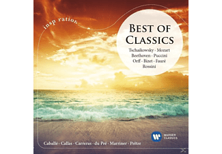 Nigel Kennedy, André Previn, Ousset Cecile - Best Of Classics (Inspiration Series) [CD]