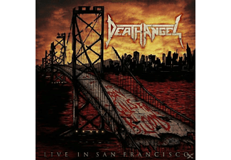 Death Angel - Bay Calls For Blood-Live In San Francisco, The [Vinyl]