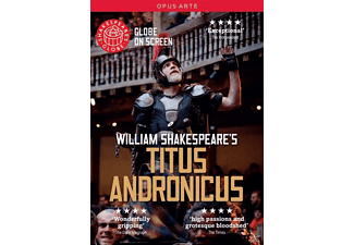 Titus Andronicus (Globe 2014) - (DVD)