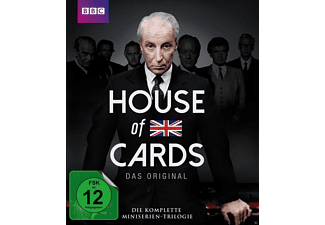 House of Cards - Die komplette Mini-Serien Trilogie [Blu-ray]