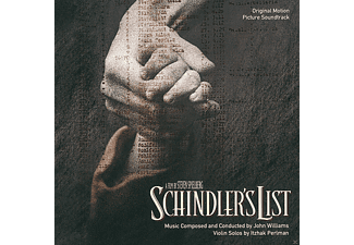 VARIOUS - Schindler's List - (CD)