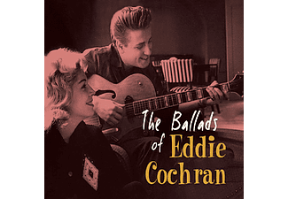 Eddie Cochran - The Ballads of Eddie Cochran (CD)