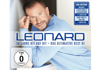 Leonard - 30 Jahre Hit Auf Hit (Fan Edition) [CD + DVD Video]
