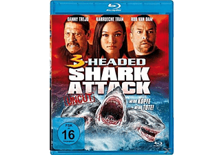 3-Headed Shark Attack - Mehr Köpfe = mehr Tote! [Blu-ray]