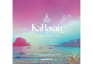 VARIOUS - KARAVAN-WITH LOVE FROM DUBAI TO IBIZA [CD]