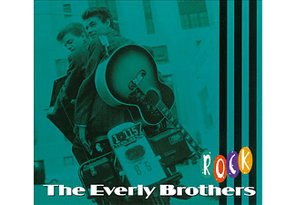 The Everly Brothers - Rock (Digipak) (CD)