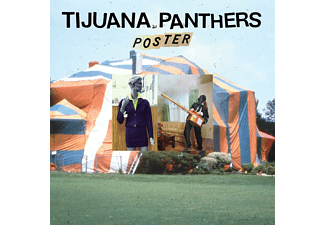 Tijuana Panthers - POSTER (+MP3) - (LP + Download)