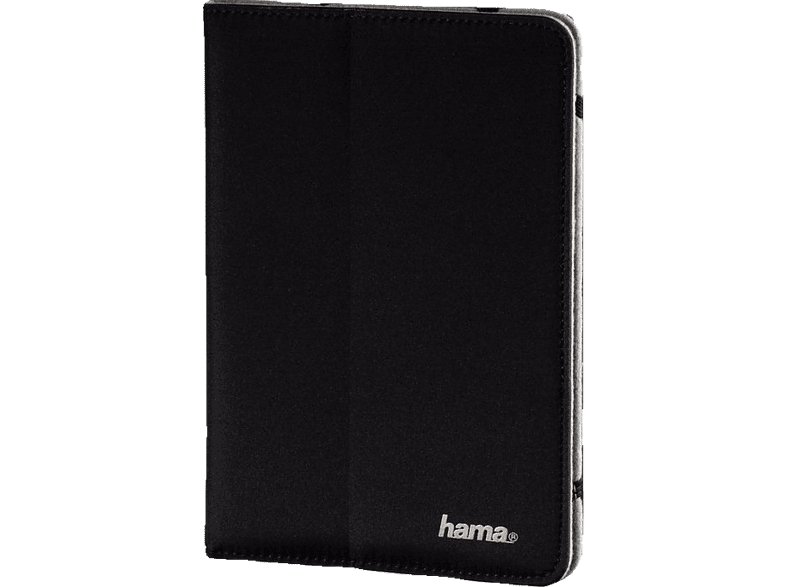 HAMA Strap Portfolio, for tablets up to 20.3 cm (8) Βlack - (00126733) computing   tablets   offline αξεσουάρ tablet θήκες tablet έως 8 laptop  tablet