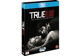 True Blood - Säsong 2 TV-serie Blu-ray