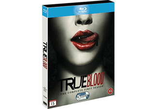 True Blood - Säsong 1 TV-serie Blu-ray