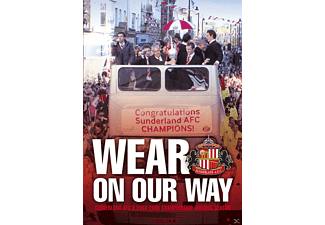 Sunderland Eos 2004/2005 - Wear On [DVD]