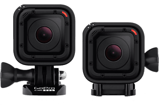 GOPRO The Frames till HERO4 Sessions