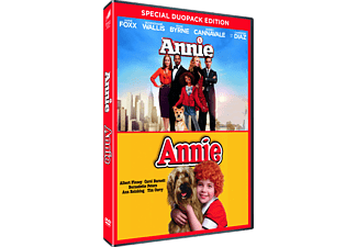 Annie Box Set Familj DVD