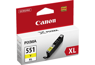 CANON CLI-551XL Yellow - (CAN31279)