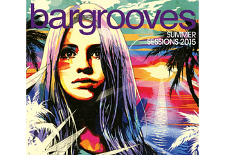 VARIOUS - Bargrooves Summer Sessions 2015 - (CD)