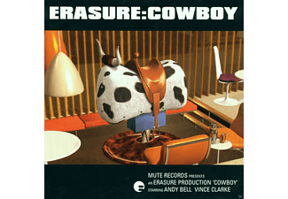 Erasure - Cowboy - (CD)