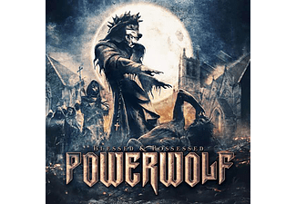 Powerwolf - Blessed & Possessed - Limited Mediabook (CD)