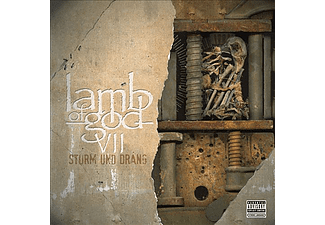 Lamb of God - VII - Sturm und Drang (CD)