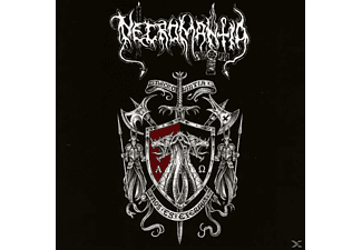 Necromantia - Nekromanteion - (CD)
