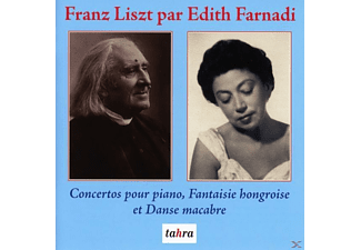 Edith Farnadi - Concertos Pour Piano - (CD)