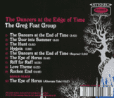 The Greg Foat Group - Dancers At Edge Of Time (CD) jetztbilligerkaufen