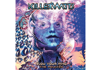 Killerwatts - Blow Your Minds-The Remixes - (CD)