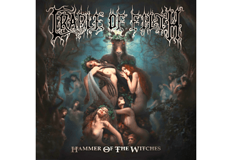 Cradle Of Filth - Hammer Of The Witches - (CD)