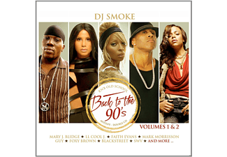 Various - Mixtape-Back To The 90's - (CD)