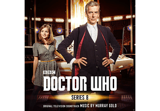OST/VARIOUS - Doctor Who - Series 8 [CD]