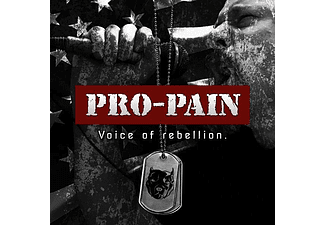 Pro-Pain - Voice of Rebellion (CD)