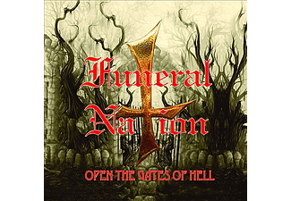 Funeral Nation - Open the Gates of Hell (CD)
