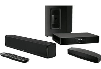 bose soundtouch 120 2 1 heimkino system in schwarz online. Black Bedroom Furniture Sets. Home Design Ideas