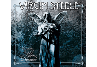 Virgin Steele - Nocturnes of Hellfire & Damnation (Digipak) (CD)