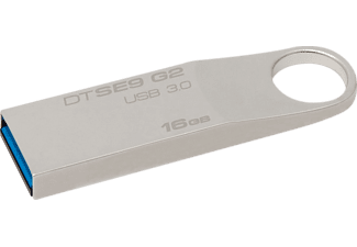 KINGSTON Kingston USB-Stick DTSE9G2 16 GB USB 3.0 USB-Stick 16 GB