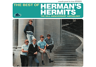 Herman's Hermits - The Best of Herman's Hermits - 50th Anniversary Anthology (CD)