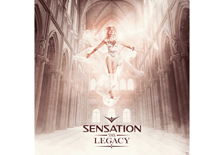 VARIOUS - Sensation 2015-The Legacy [CD]
