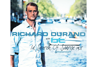 VARIOUS, Richard Durand - In Search Of Sunrise 13.5 (Amsterdam) - (CD)