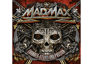 Mad Max - Thunder, Storm and Passion [CD]