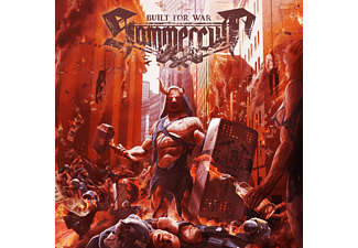 Hammercult - Built For War/digi. - (CD)