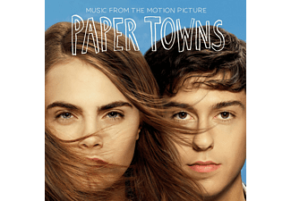 VARIOUS - Paper Towns [CD]