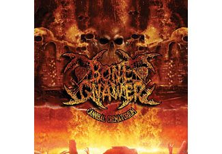 Bone Gnawer - Cannibal Crematorium [CD]