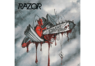Razor - Violent Restitution (Transparent Ultra Clear Vinyl [Vinyl]