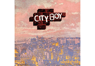City Boy - City Boy/Dinner At The Ritz' (Remast.+Expan.2cd) [CD]