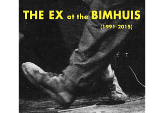 The Ex & Guests - At The Bimhuis (1991-2015) [CD]