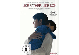 Like Father, Like Son - (DVD)
